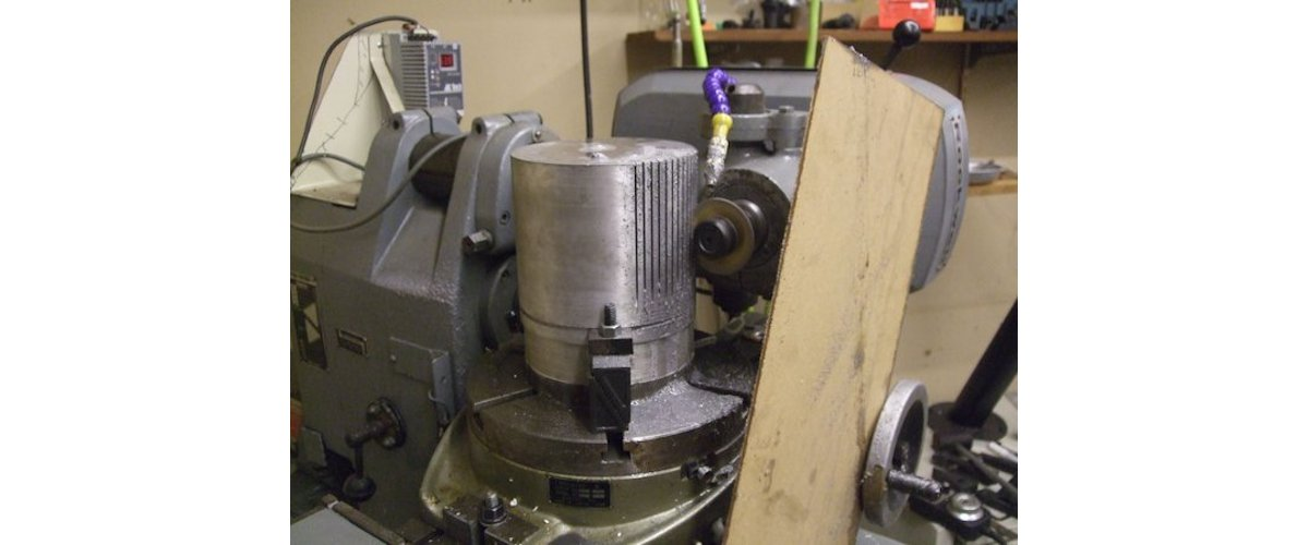 MACHINING CORE OF RADIATOR